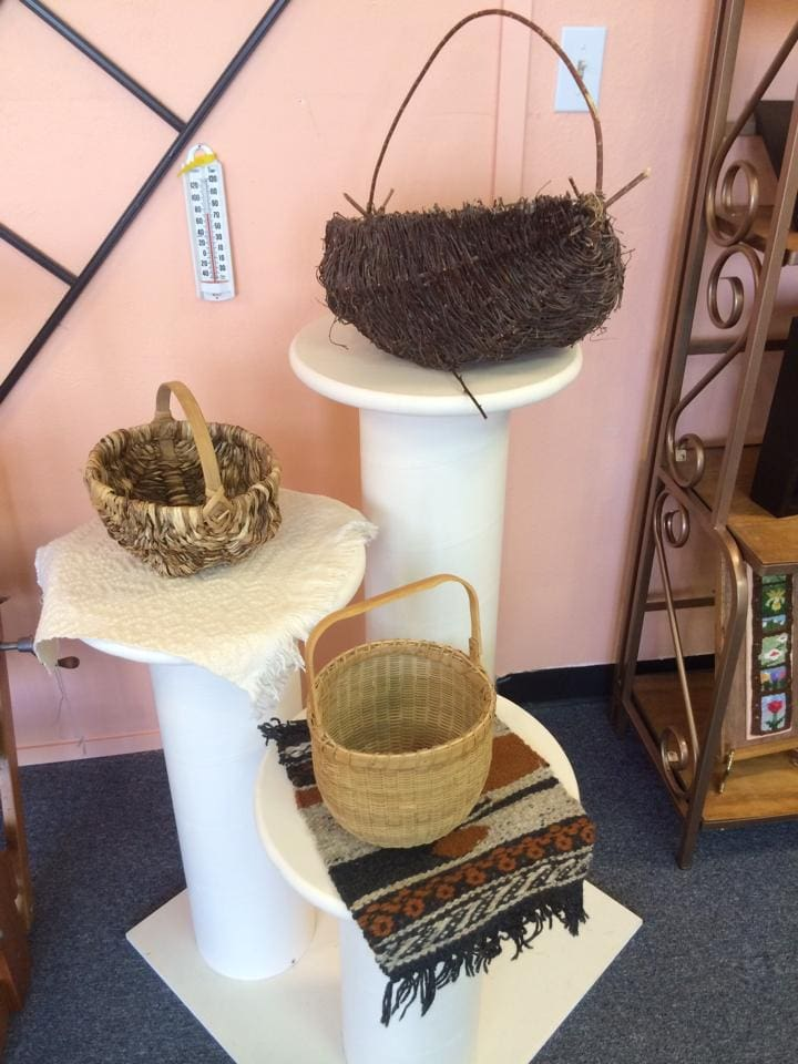 Basketry and Beads Group
