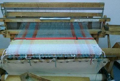 Newcomb Semiautomatic Loom