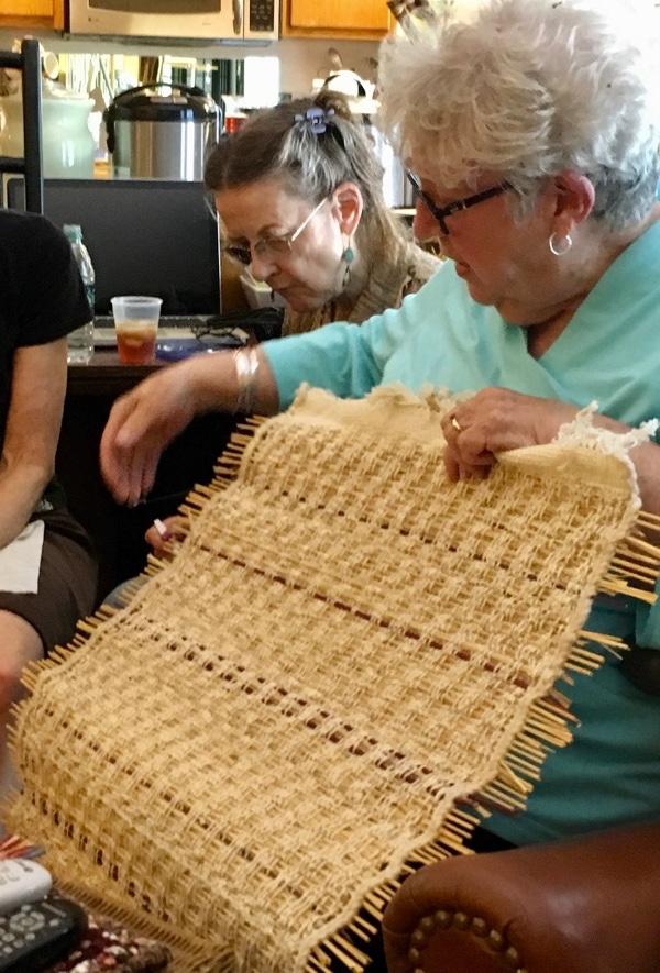 4 + More Weaving – May 2017 Meeting Recap