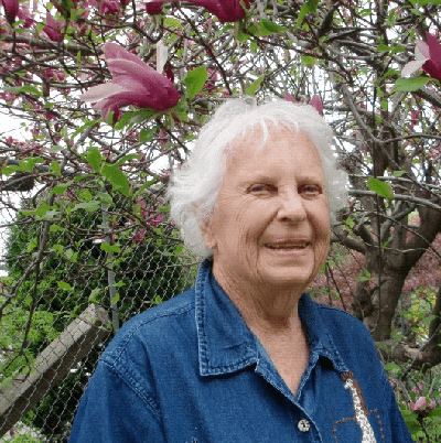 Mary Jane Lewis, DFA Charter Member